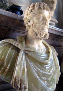 severo emperador y Maquiavelo