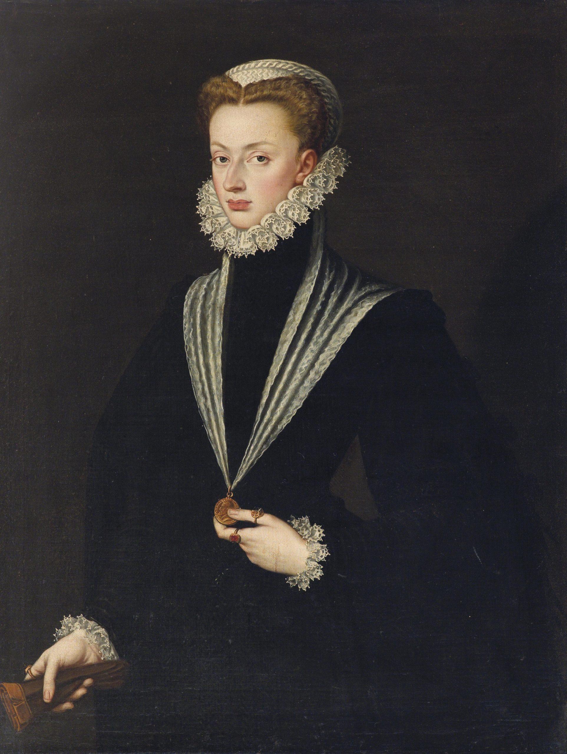 mujeres de la casa de Austria