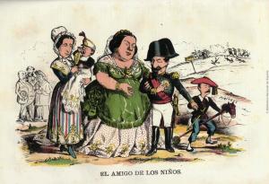 Emilio Castelar e Isabel II
