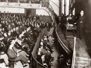 Conferencia de Ortega y Gasset