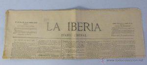 La iberia diario liberal